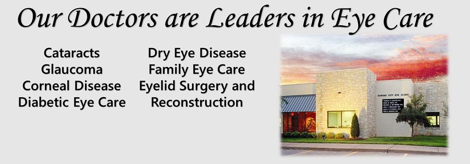 Leaders in Eye Care