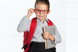 Four Tips to Make Sure Kids' Eyes and Vision Are 'Grade A' This School Year