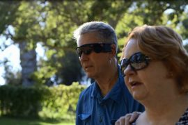 "Empowering Lives: Blinded by Retinitis Pigmentosa, Man Receives ""Bionic Eye"""