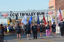 Trolley Run 2018